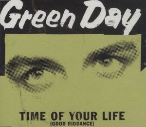 Green-Day - Time-Of-Your-Life
