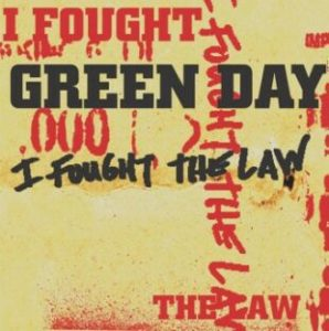 I Fought the Law Single