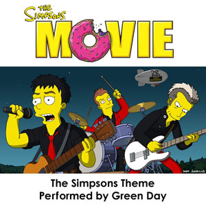 The Simpsons Theme Single