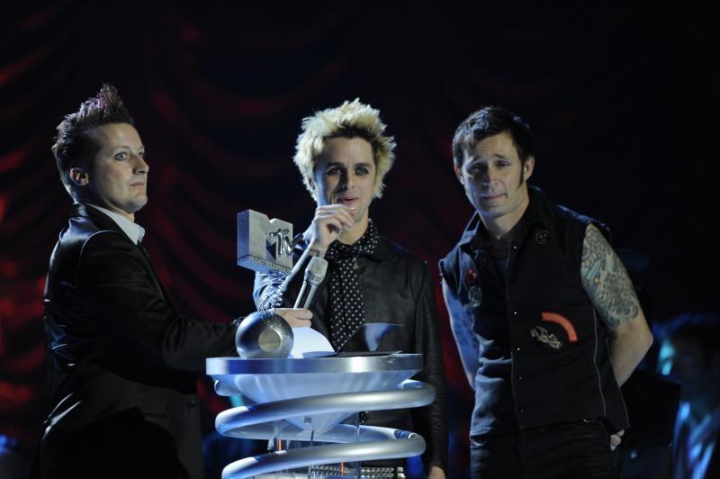 Green Day nominowany do MTV Europe Music Awards