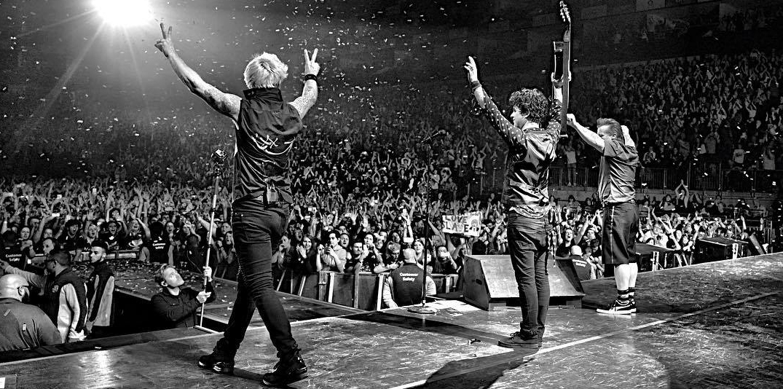 Dziesięć najlepszych momentów europejskiej trasy koncertowej