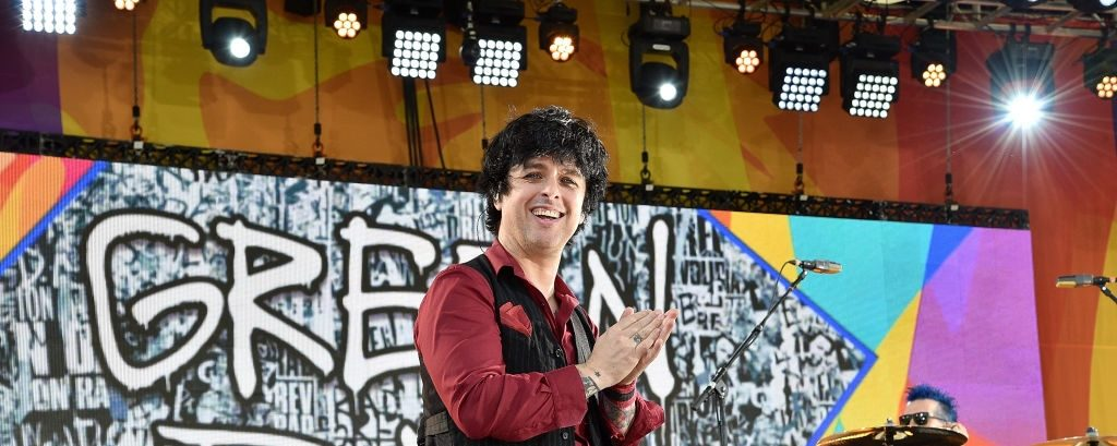 Green Day w Good Morning America